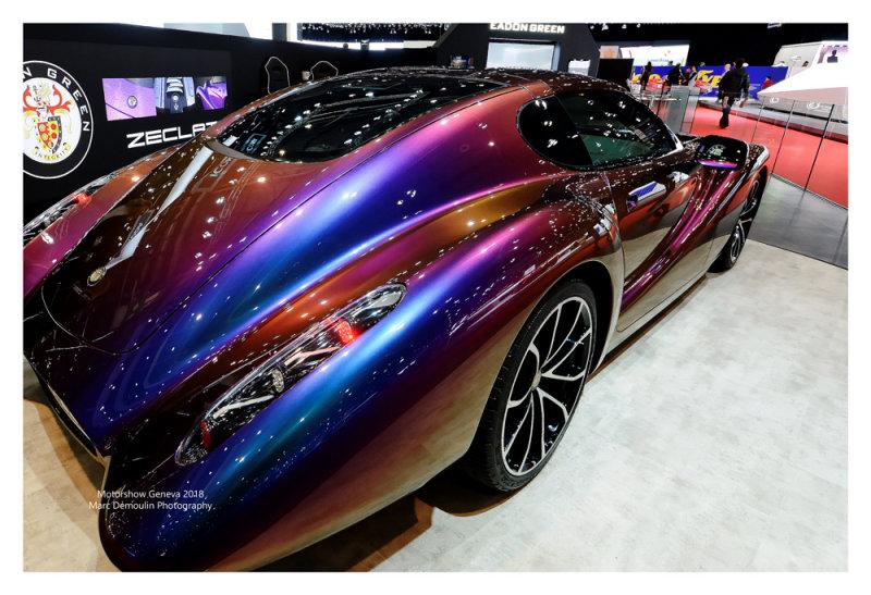 Motorshow Geneva 2018 - 7