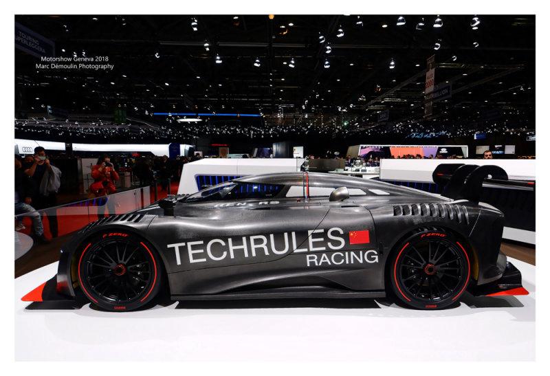 Motorshow Geneva 2018 - 27