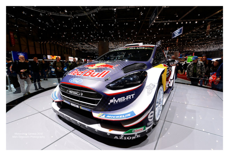 Motorshow Geneva 2018 - 33