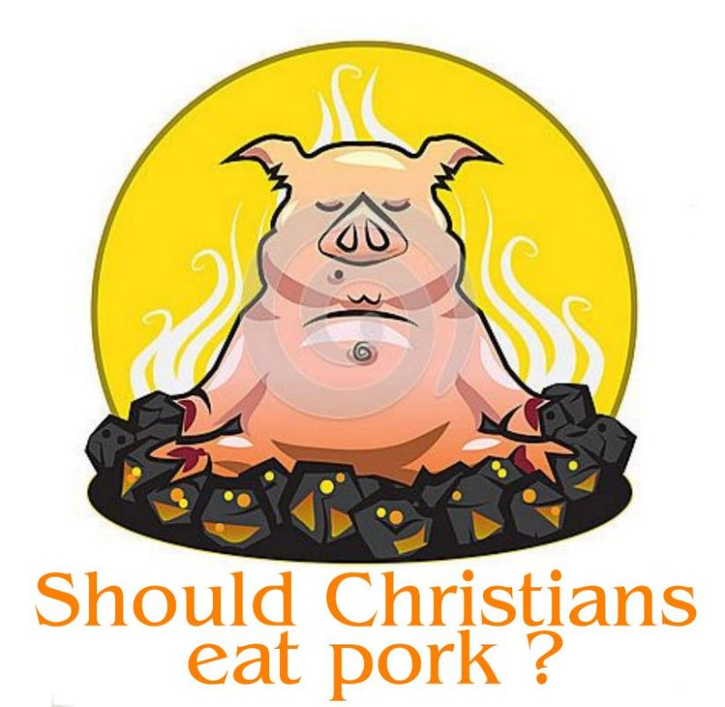 Should Christians eat pork ?