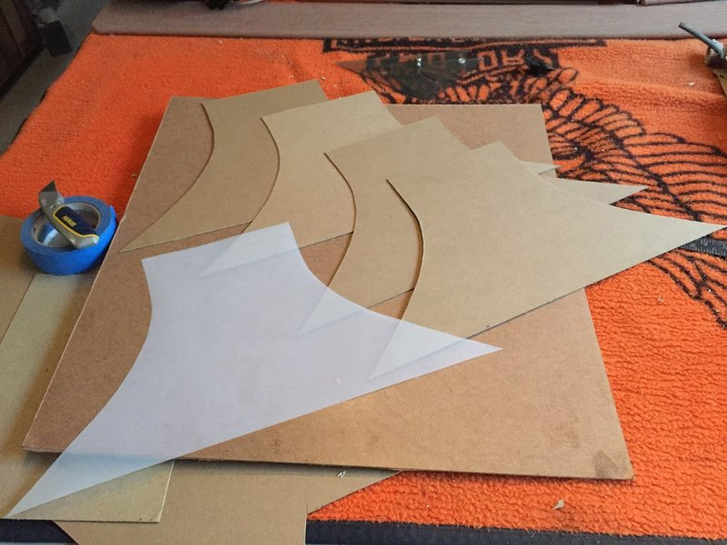 Templates finished