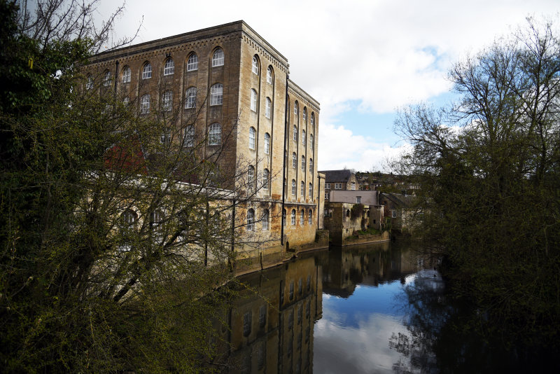 A mill on the river Avon
