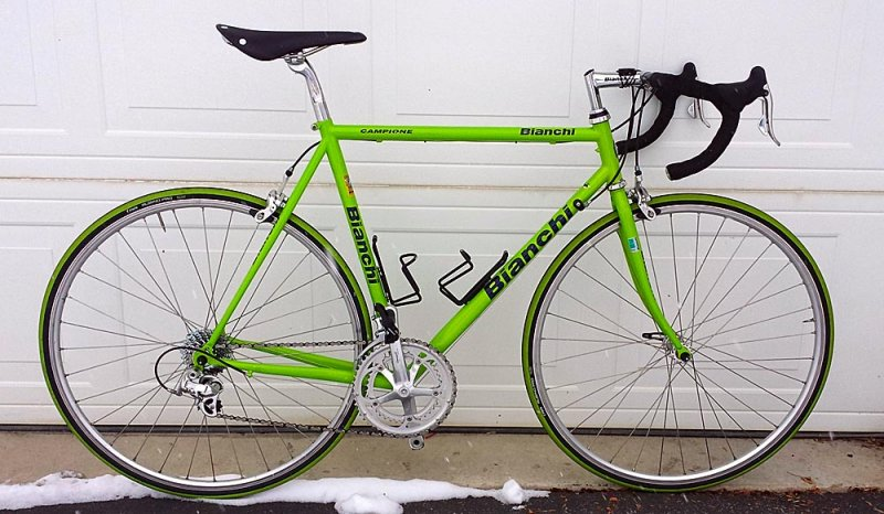 What Would Be Faster Used Schwinn Paramount Or Entry Level Trek