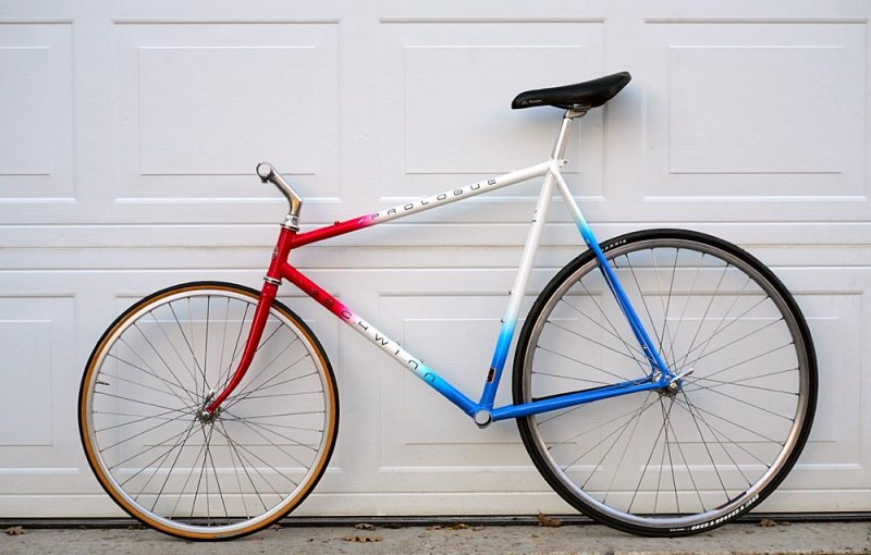 How could I resist - Schwinn Prologue TT - Funny Bike - Bike