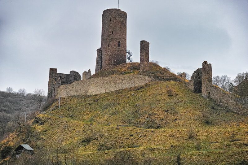 Ruins of Lion Castle