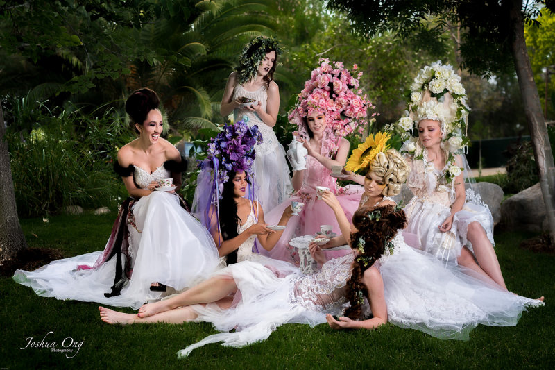 Seven Snow Whites
