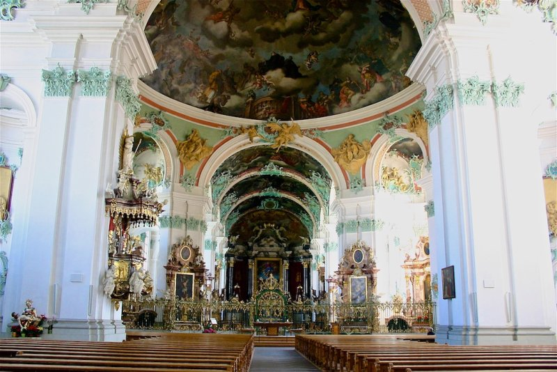 Abbey of St Gall