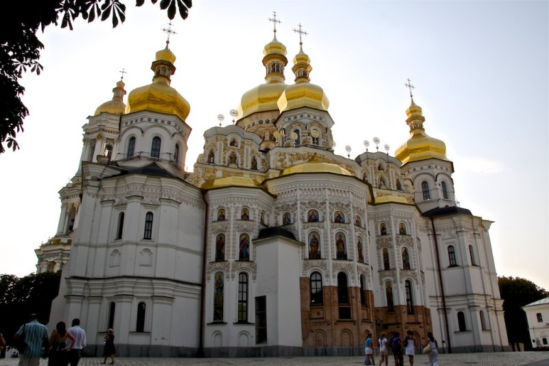 Kyiv: Saint-Sophia Cathedral and Related Monastic Buildings, Kyiv-Pechersk Lavra