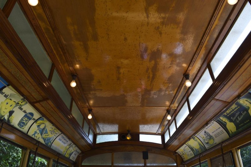 Trolley Roof