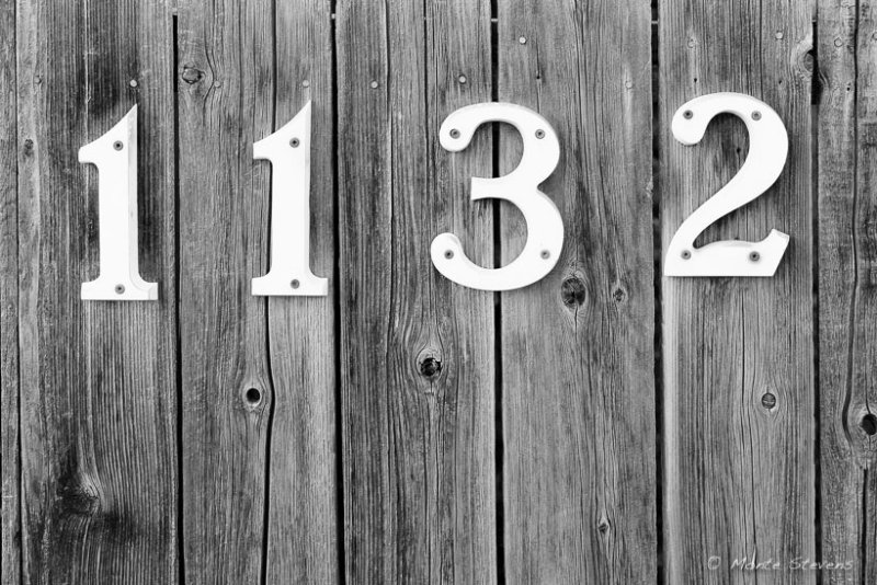 Number 1132