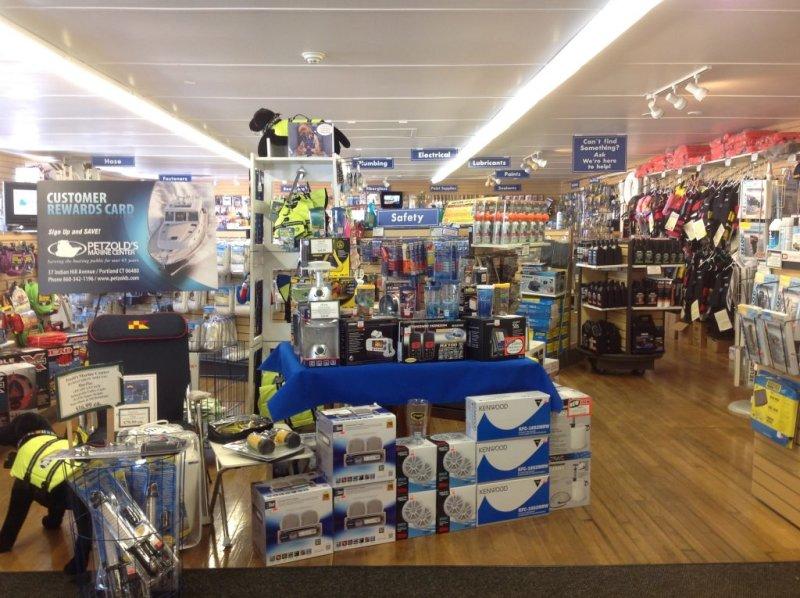 Marine Supplies Shop