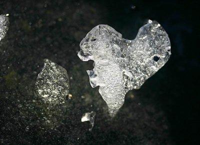 Qui a dit que javais un coeur de glace ?