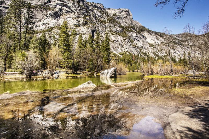 Yosemite - Mirror Lake