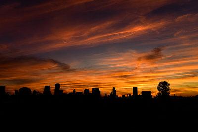 Fairview Sunset