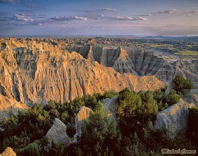 The Badlands-South Dakota