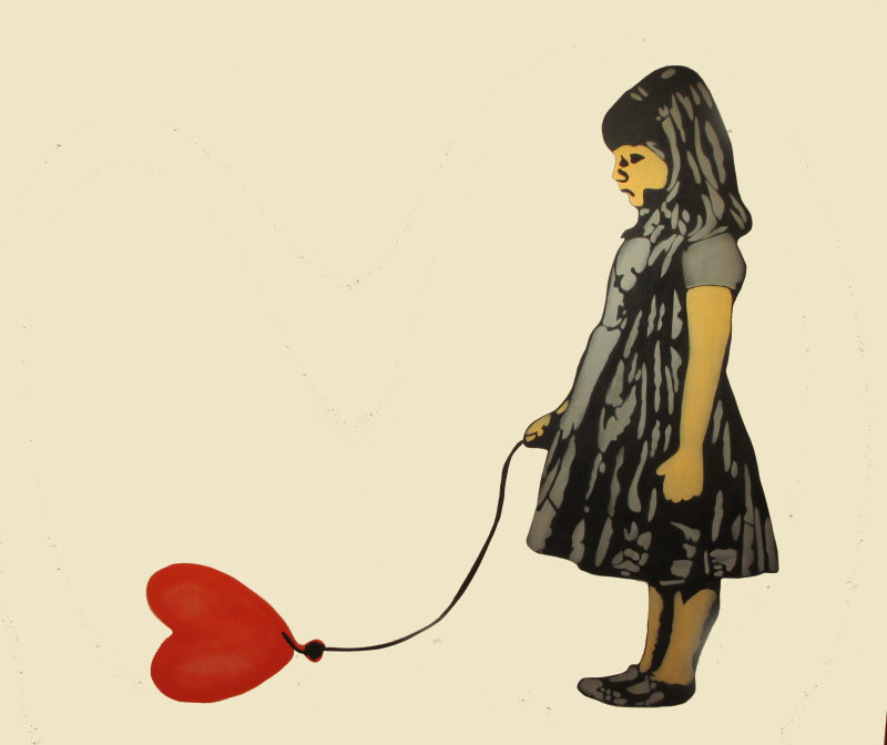 Broken Heart. 2018.