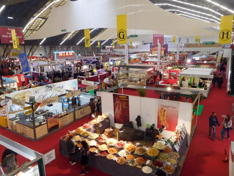 Dijon Gastronomic Faire 1
