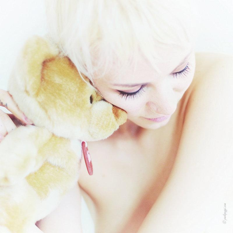 Teddy Bear, I love you.