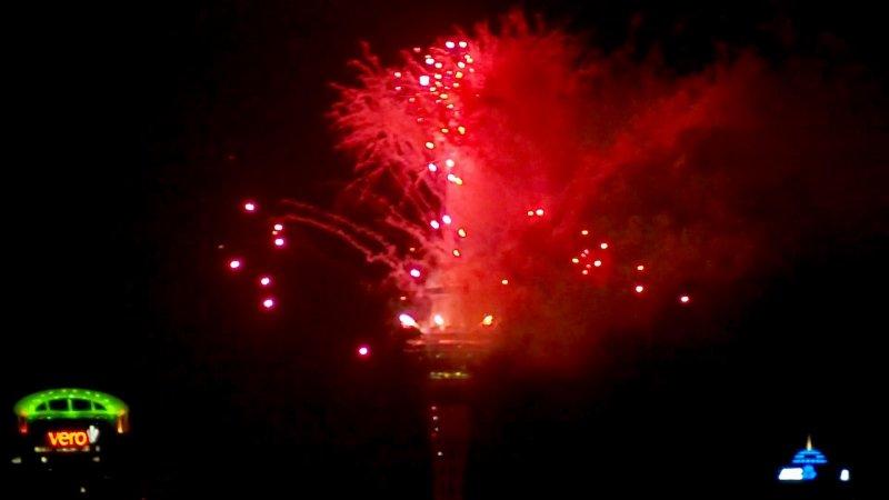 2019 New Year Fireworks 2