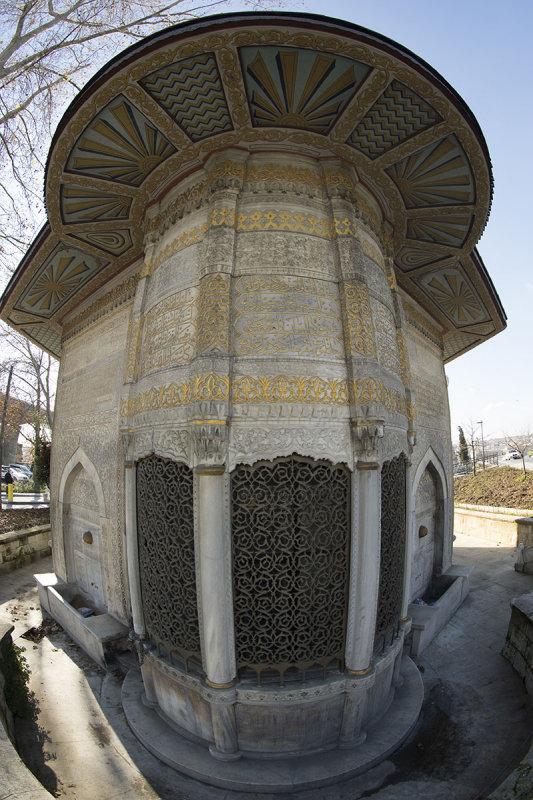 Istanbul Salihan Sultan Sebil and Fountain dec 2018 0391.jpg