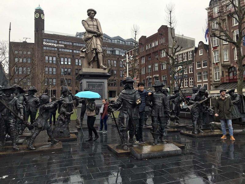 Rembrandtplein - 8882