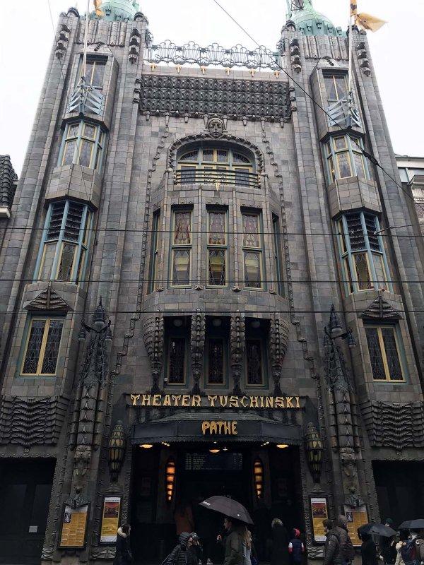 Theater Tuschinski,  Reguliersbreestraat - 8887