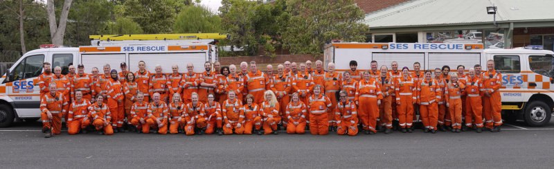 SO61135 - Whitehorse State Emergency Service (SES)