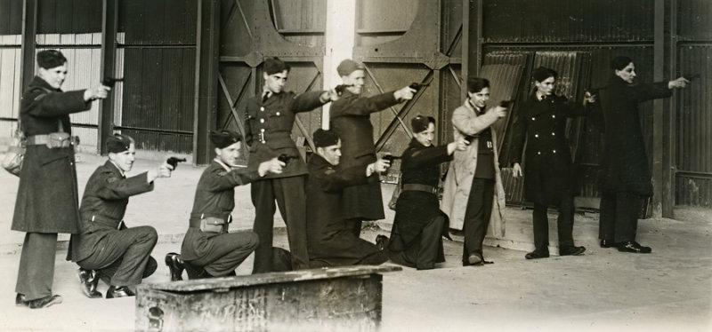 Handgun Practice