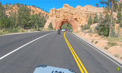 Red Canyon Ride