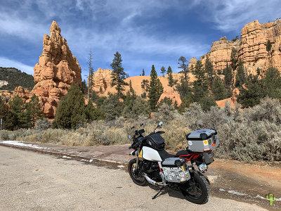 Red Canyon Cruising