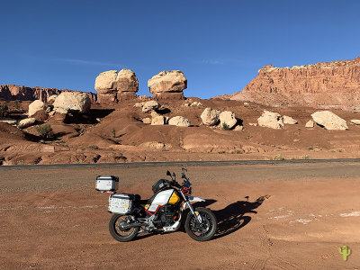 Cruising Over to Capitol Reef