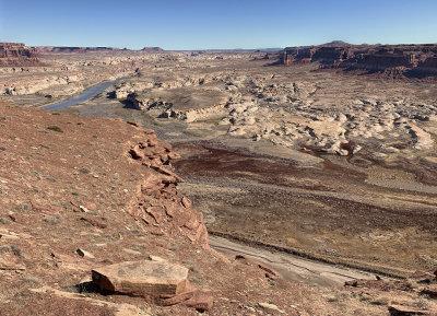 Hite Overlook Colorado River