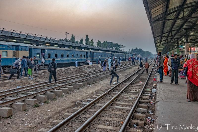 Train Arrival
