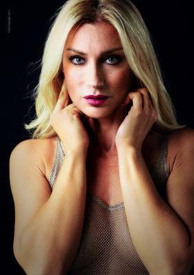 Federica, international top model