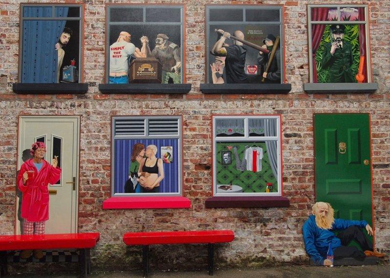Belfast doors and windows
