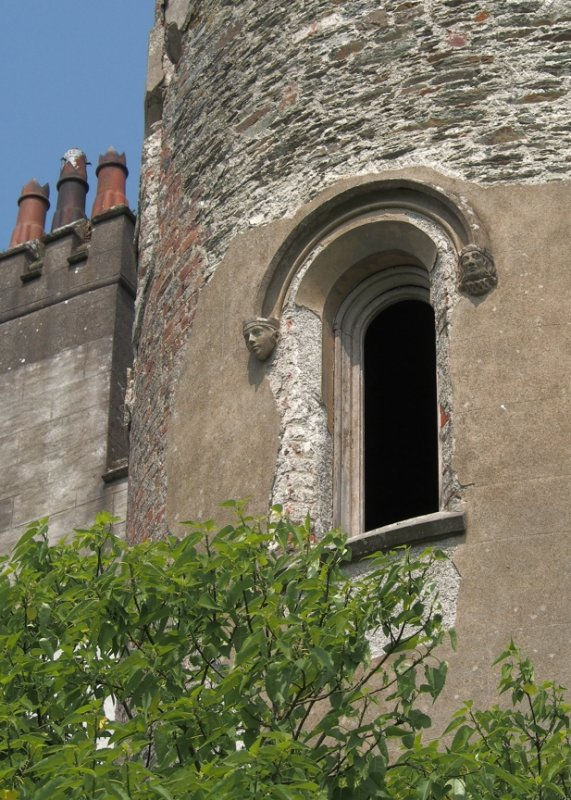 The tower window