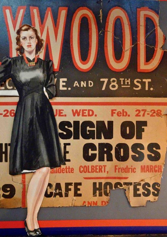 Cafe Hostess (detail)