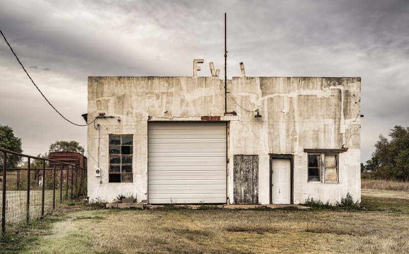 Failed Effort, Shamrock, TX