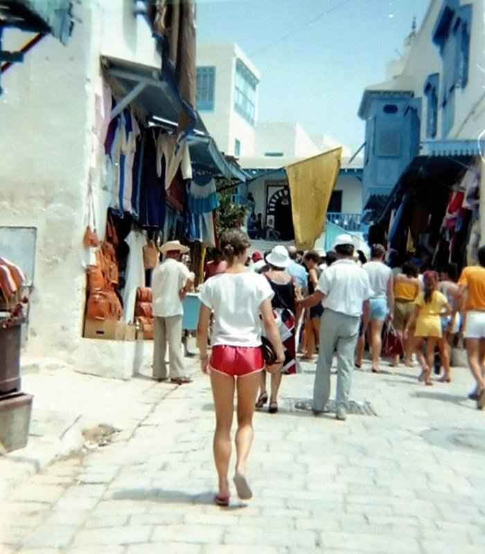 1984 Janet Market Place Tunisia