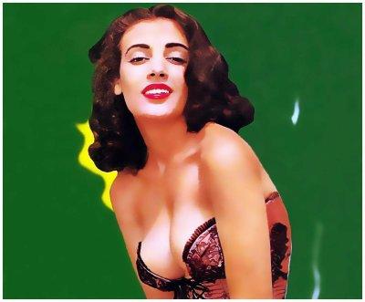 Vicki Palmer: 1956