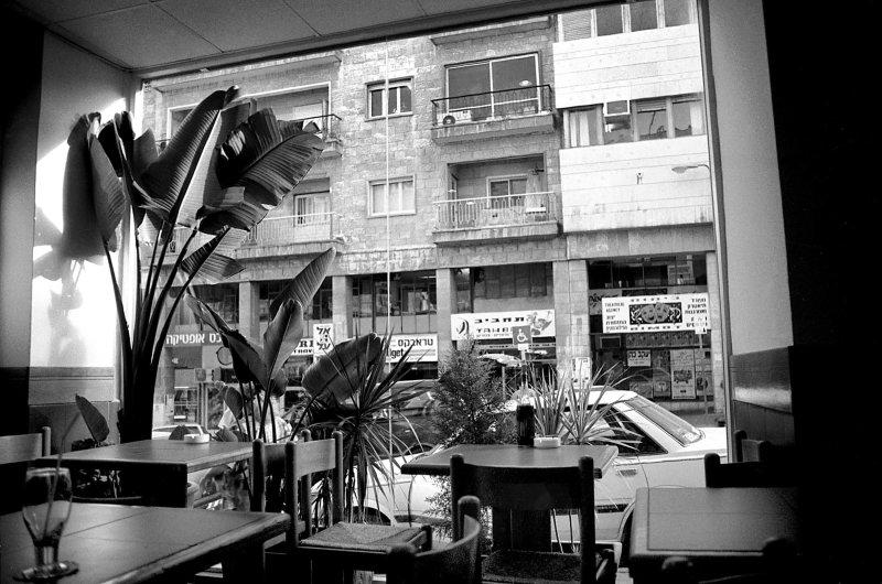 Hillel Street Cafe, Jerusalem