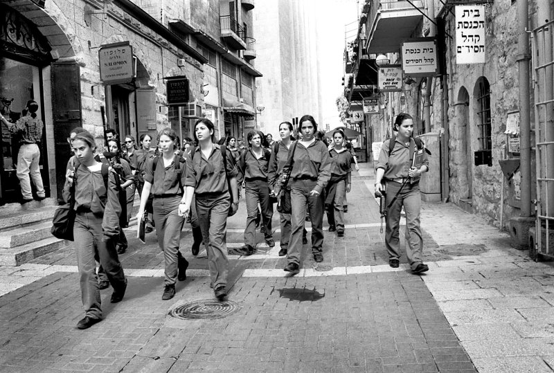 IDF Patrol