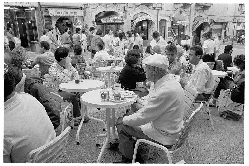Atara Cafe, Jerusalem