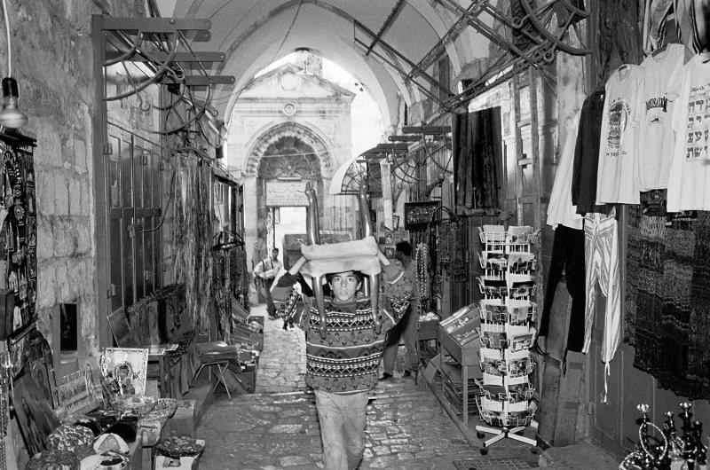 Arab Quarter, Old City, Jerusalem