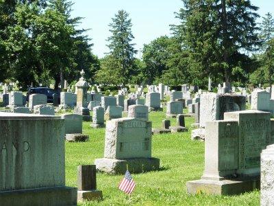 Mt. Olivet Cemetery, Frederick