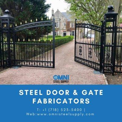Steel Door & Gate Fabricators