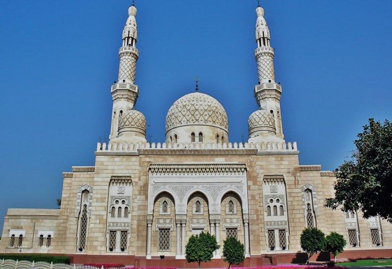 Jumeirah Mosque.