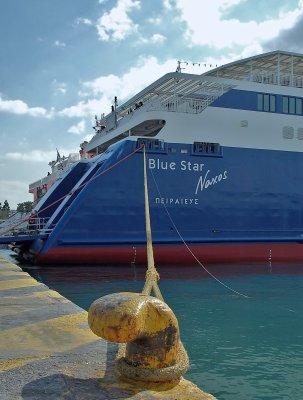 Blue Star - Naxos.