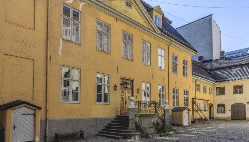 JWNM var elev ved Krigsskolen i Oslo
