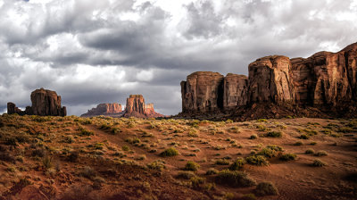 Backcountry, Monument Valley